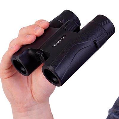Kikkert med 25mm frontlinsediameter