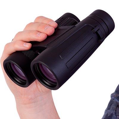 Kikkert med 42mm frontlinsediameter